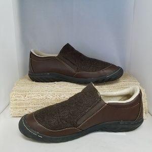 JBU by JAMBU Women's Brown Comfort Shoes Size 11